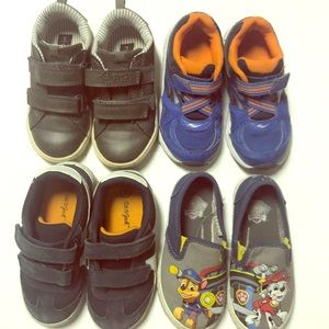Other - Little Boys Sz 9 shoes bundle!